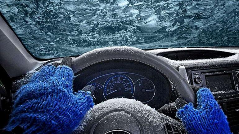 Защита и обслуживание классических автомобилей зимой