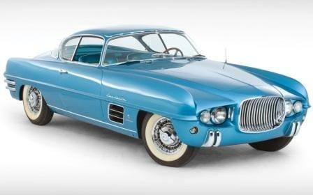 Классические автомобили — история Buick