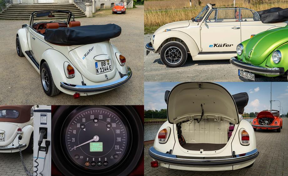 Преимущества наличия Volkswagen Beetle