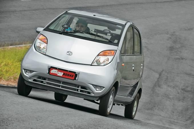 Тата Нано истребитель для Hyundai?