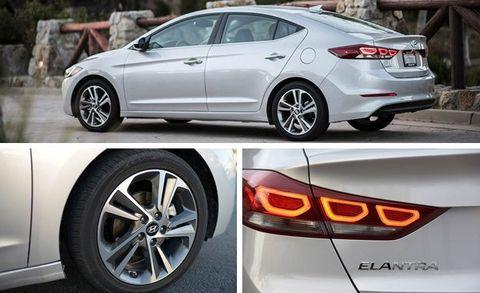 Hyundai Elantra 2017 обсуждался