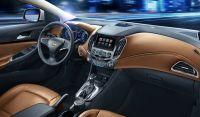 Chevrolet показала салон нового Cruze