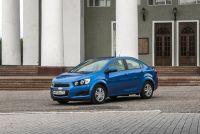 GM отзывает в России Chevrolet Aveo