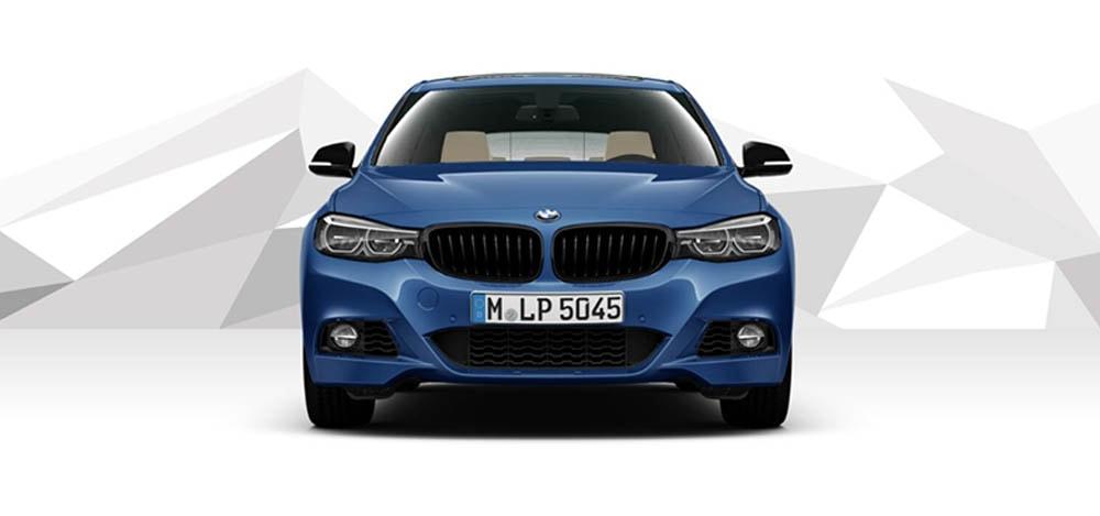 BMW 3 GT получил оригинальное оформление Shadow Edition — BMWLAND.RU