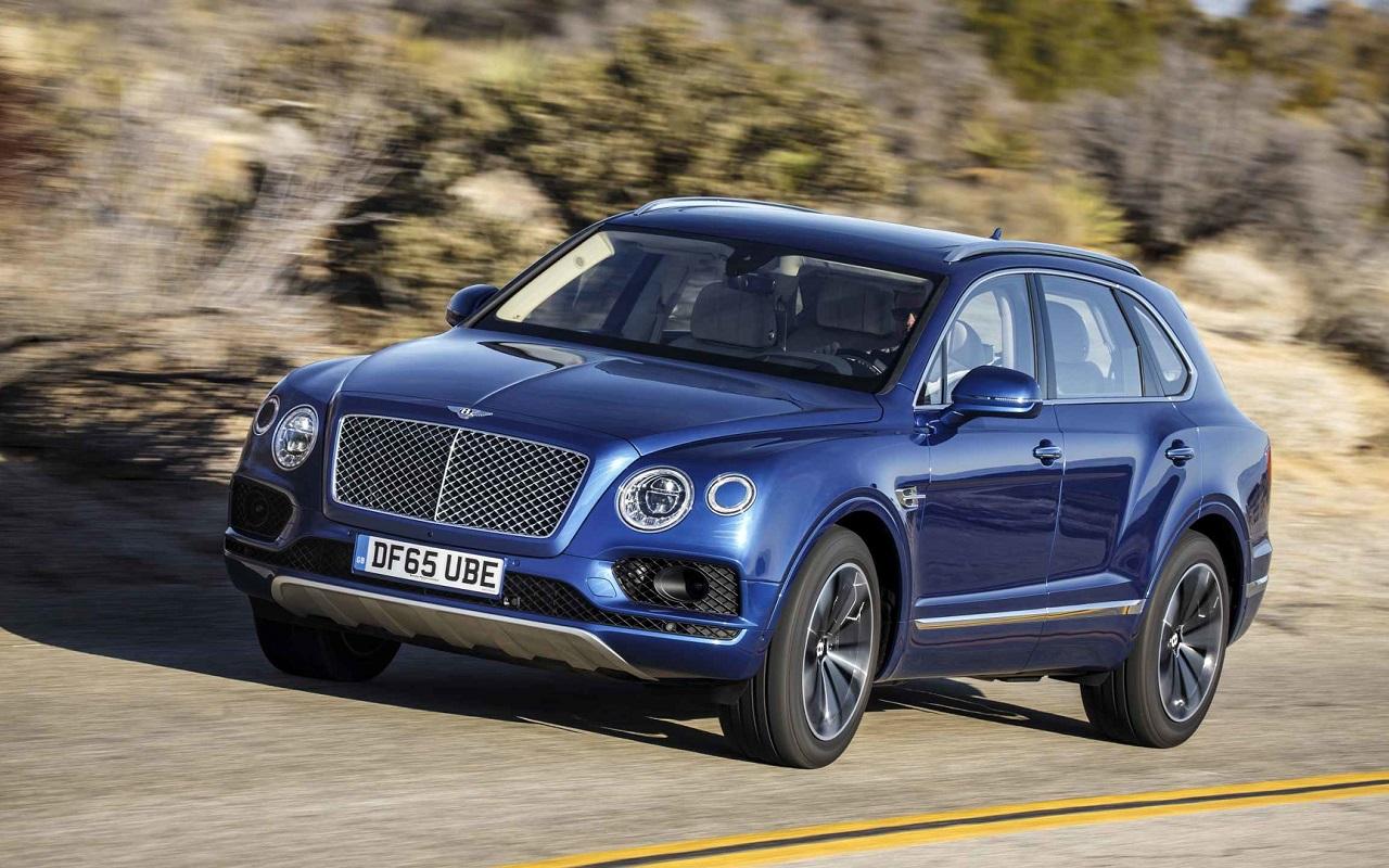 больше сотни Bentley Bentayga отзывают вРФ— журнал Зарулем