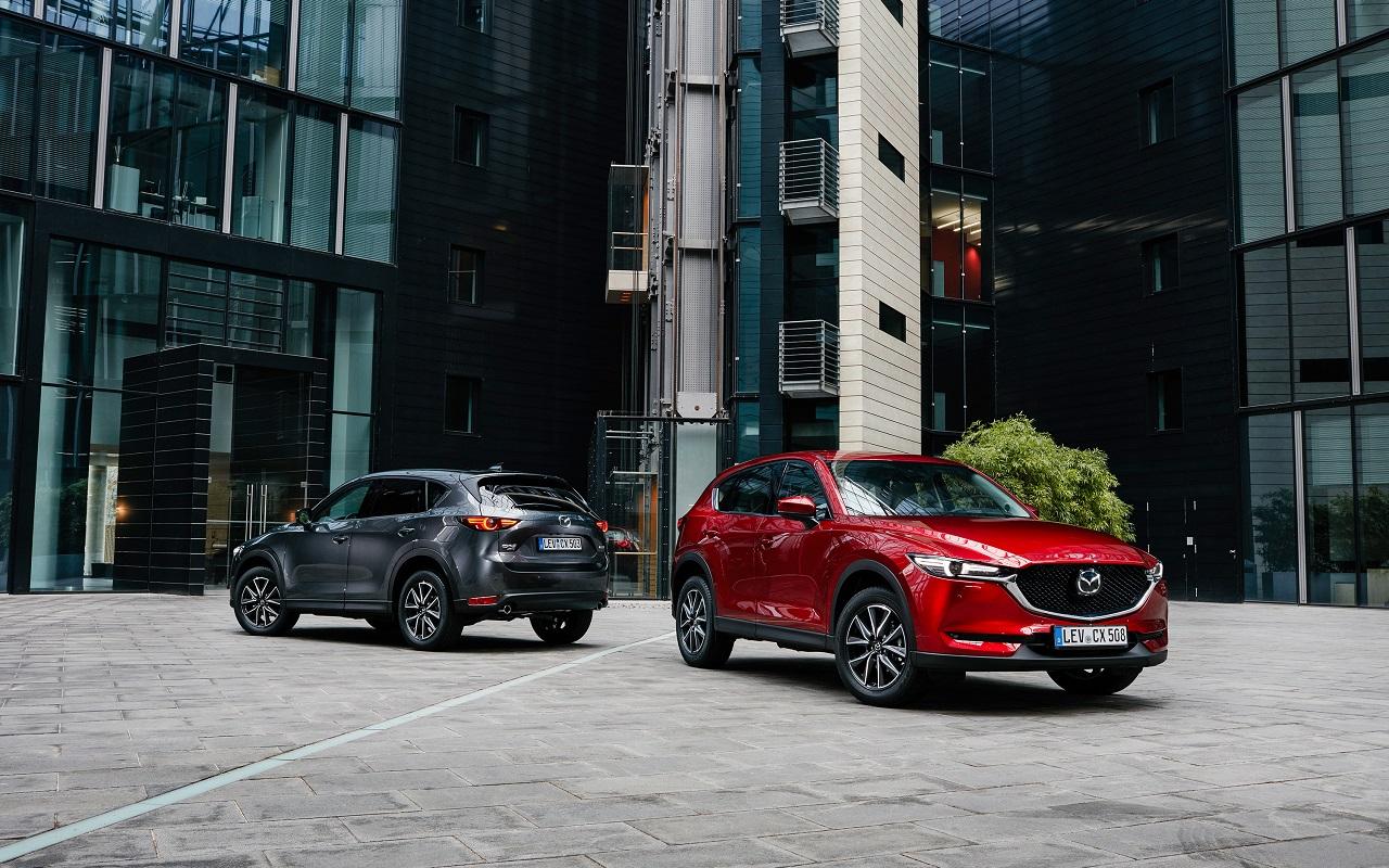 Mazda подняла цены набольшинство моделей— журнал Зарулем