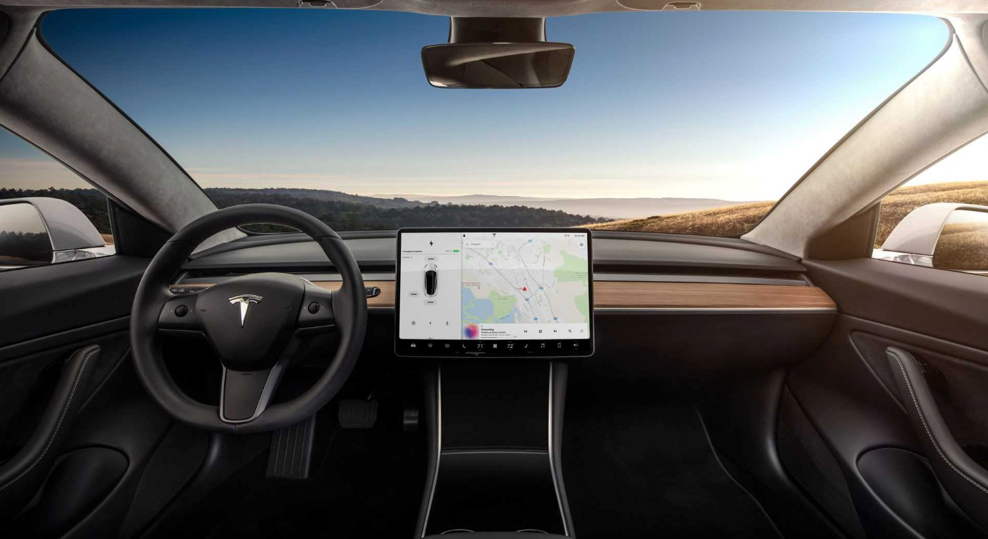 Tesla Takes Unofficial Second-Place Position In J.D. Power's Tech Study