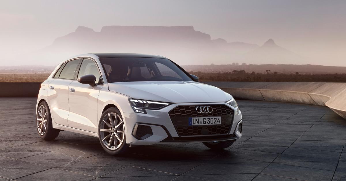 Audi представила газовую версию хэтчбека A3 — Motor