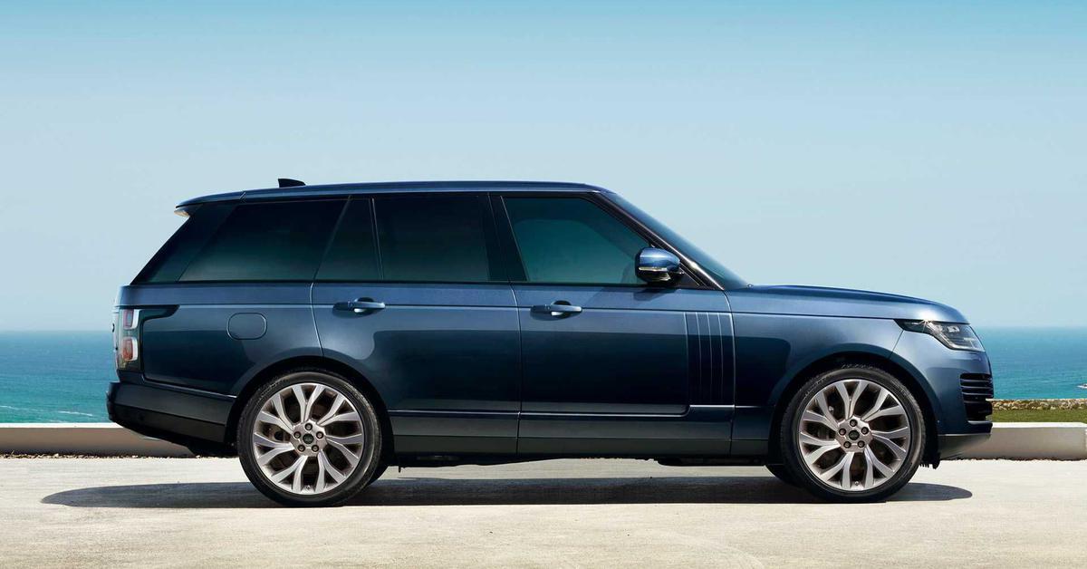 Электрический Range Rover дебютирует через месяц — Motor