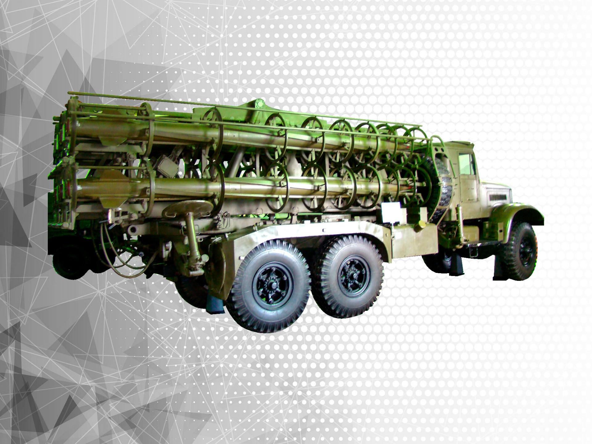 Послевоенная тяжёлая автотехника для Советской армии