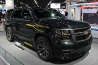 Chevrolet Tahoe получит 2 заряженные версии