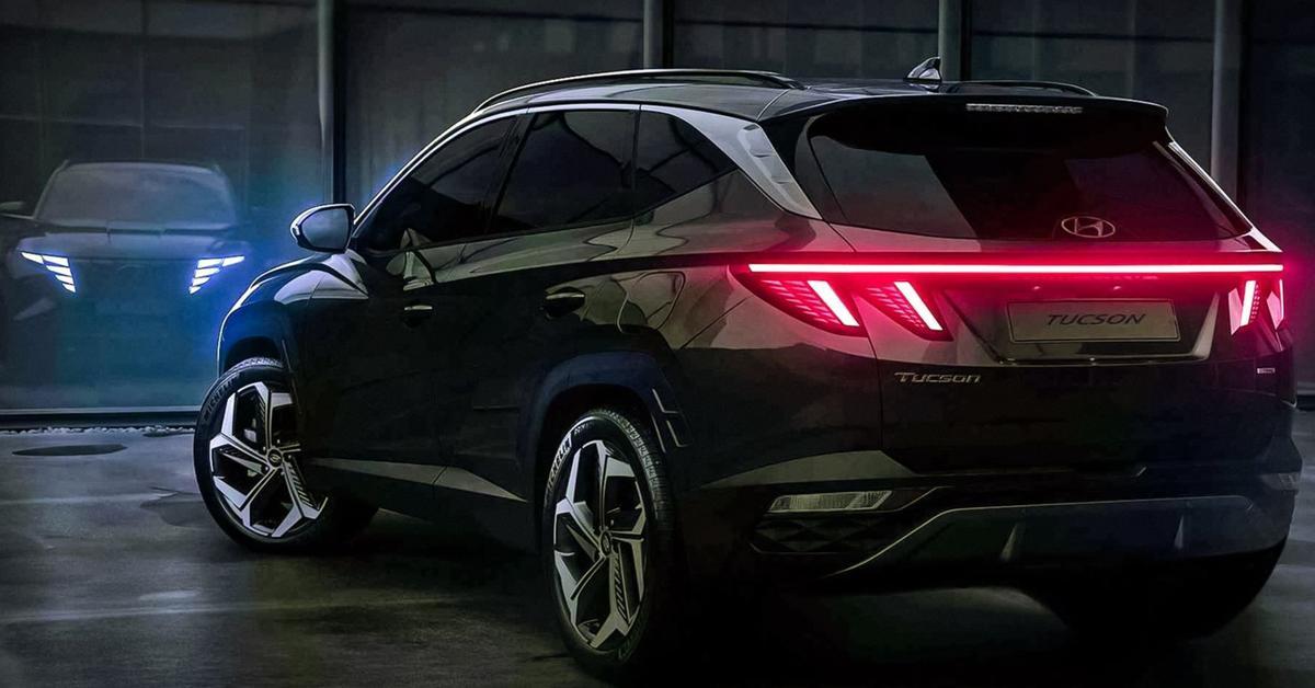 раскрыты технические подробности нового Hyundai Tucson — Motor