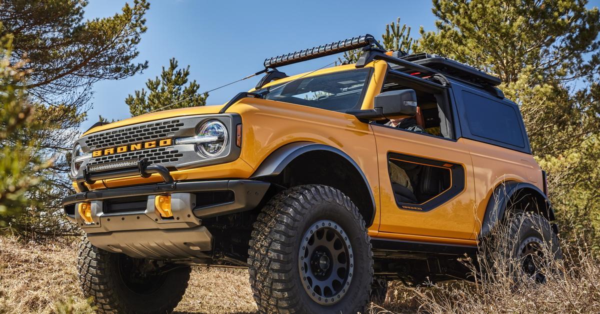 Ford рассказал о перспективах Bronco с мотором V8 5.0 — Motor