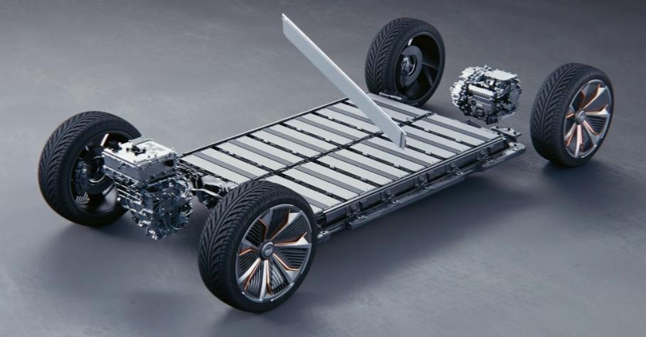 General Motors представил 1000-сильный мотор для электрокаров
