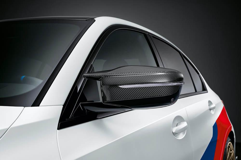 BMW представили комплект M Performance для новой М-серии