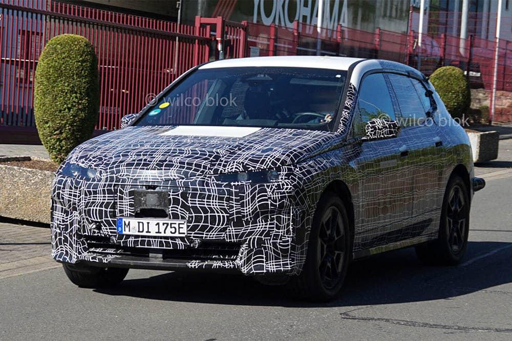 Немного новых деталей об инновационном электрокаре BMW iNEXT — BMWLAND.RU