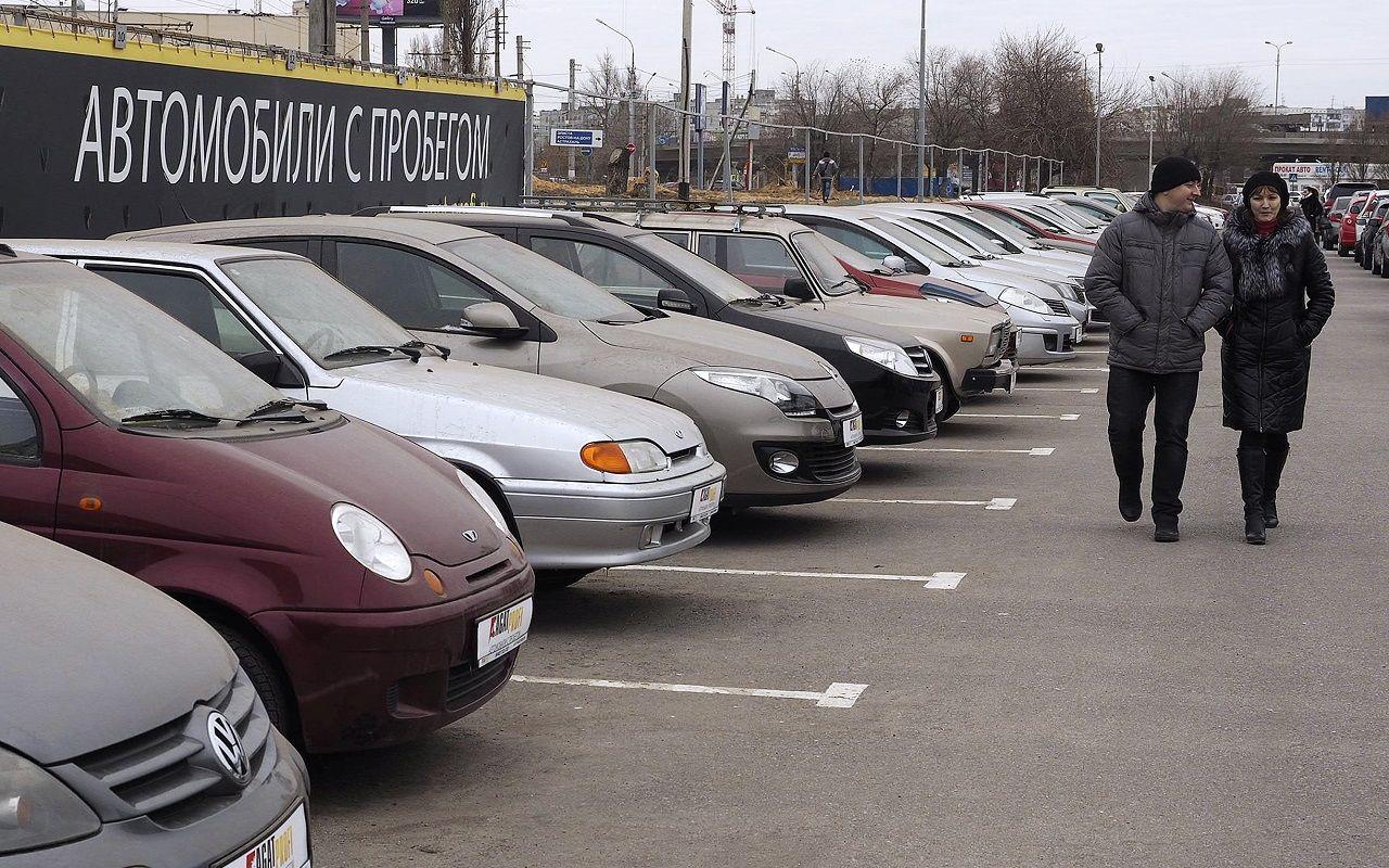 Только у 10% россиян есть деньги на новую машину
