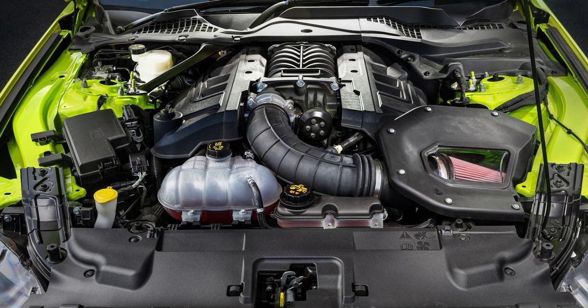 Ford обнадежил фанатов моторов V8