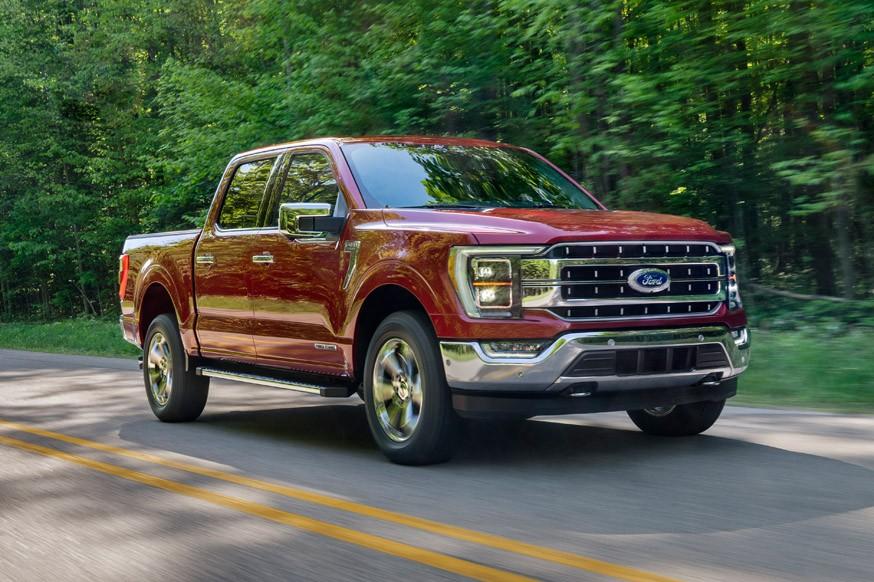 Ford оснастит электропикап F-150 двухмоторной установкой мощностью более 455 л.с.