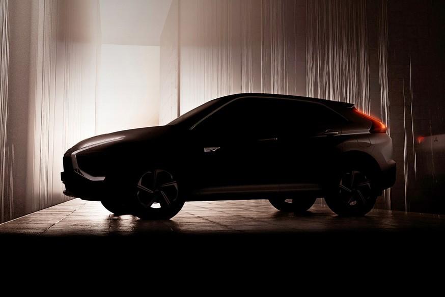 Обновлённый Mitsubishi Eclipse Cross на первых фото и видео: «приглаженный» дизайн и гибрид