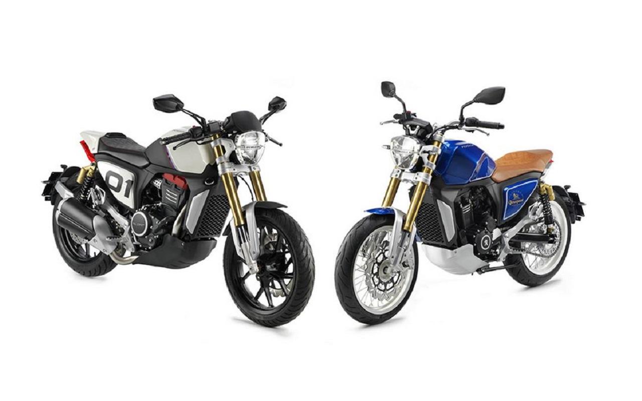 Peugeot запускает линейку мотоциклов— журнал Зарулем
