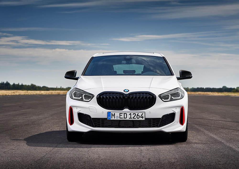 Мировая премьера нового BMW 128ti
