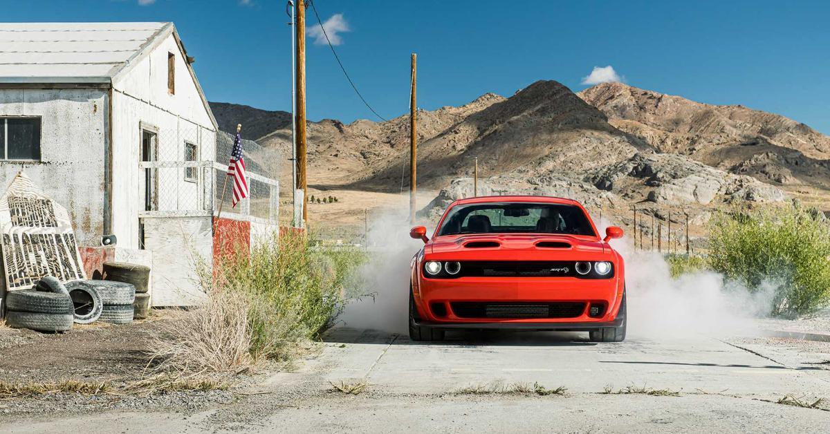 Dodge ограничил тираж Challenger Super Stock