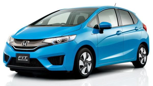 Honda Jazz (Honda Fit) третьего поколения (описание и характеристики)