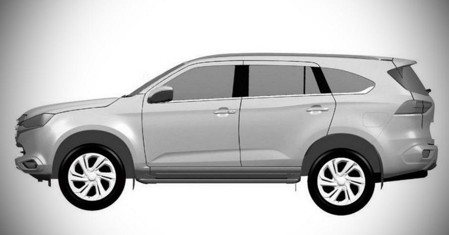 Раскрыта внешность нового рамного внедорожника Isuzu — Motor