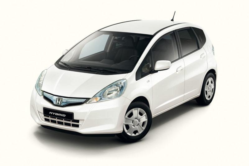Honda Fit / Jazz Hybrid (регламенты технического обслуживания)