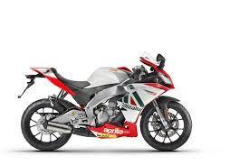 Мотоцикл Aprilia RS4 SBK 125
