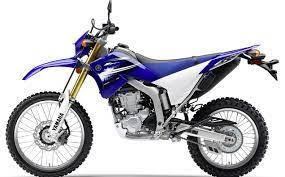 Yamaha WR250R (2012)
