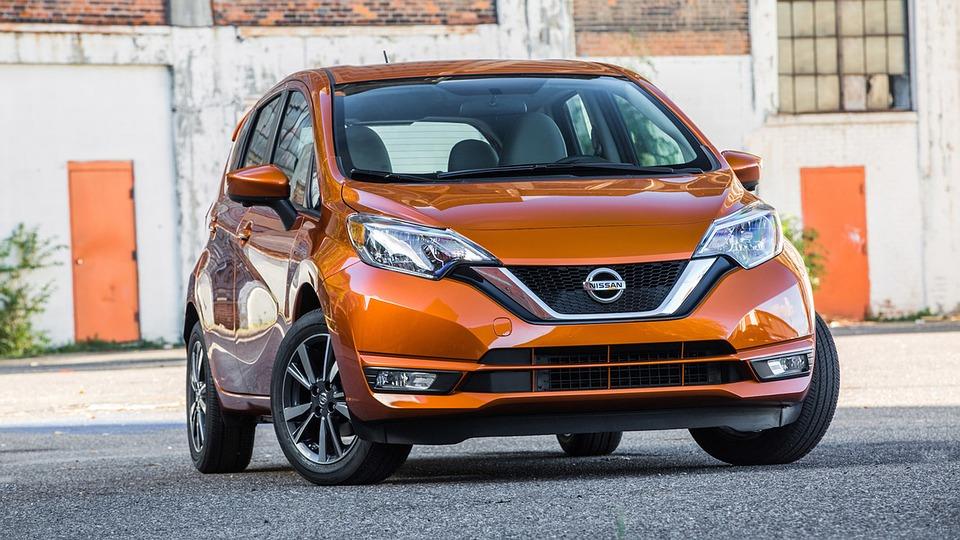 Тест драйв Nissan Micra следующего поколения