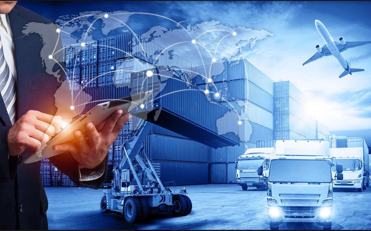 Логистика автотранспорта  и Внутри портовое экспедирование