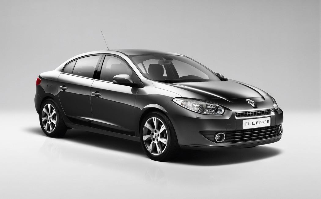 Новый Renault Fluence прибыл на тестирование