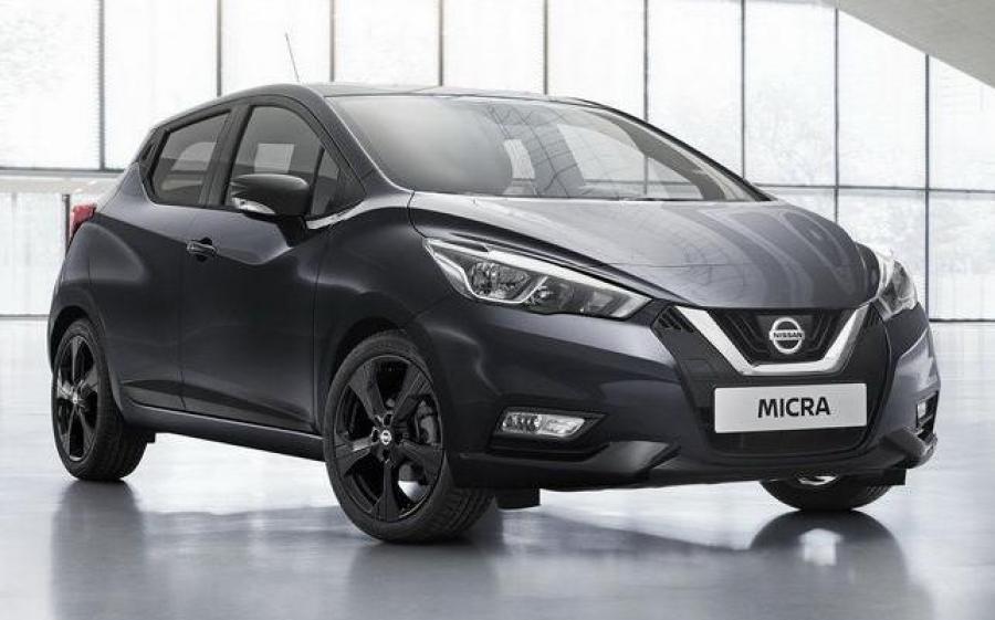 Новый Nissan Micra скоро появится на рынке