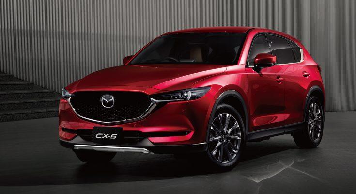 Обзор Mazda CX-5 2020 года