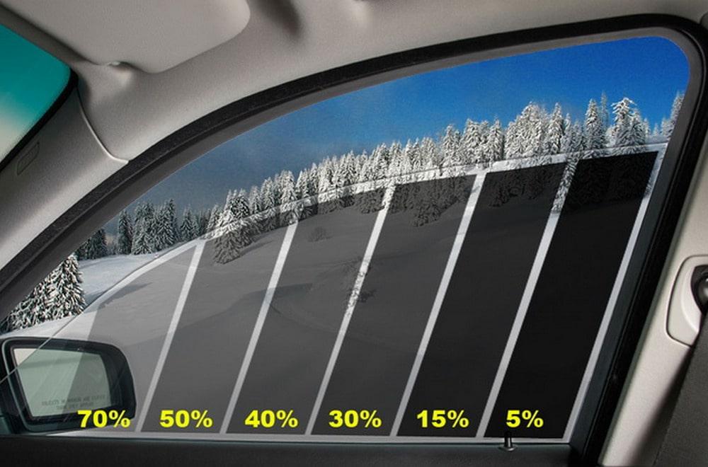 Качественная тонировка стекол авто