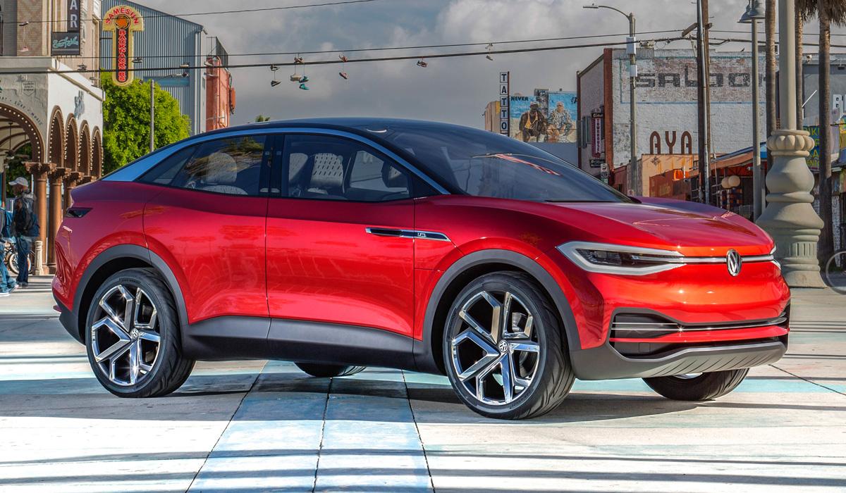 Volkswagen Coupe 2021 тест