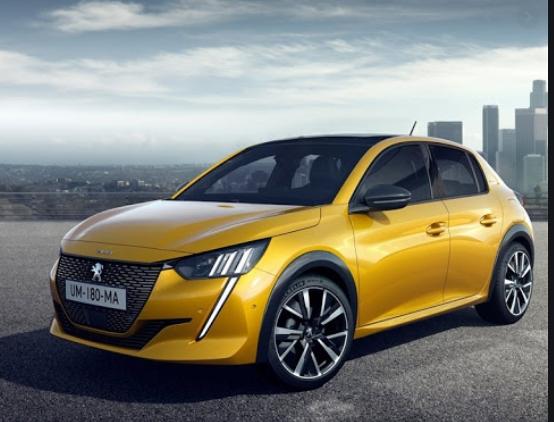 Peugeot представила новое поколение 208