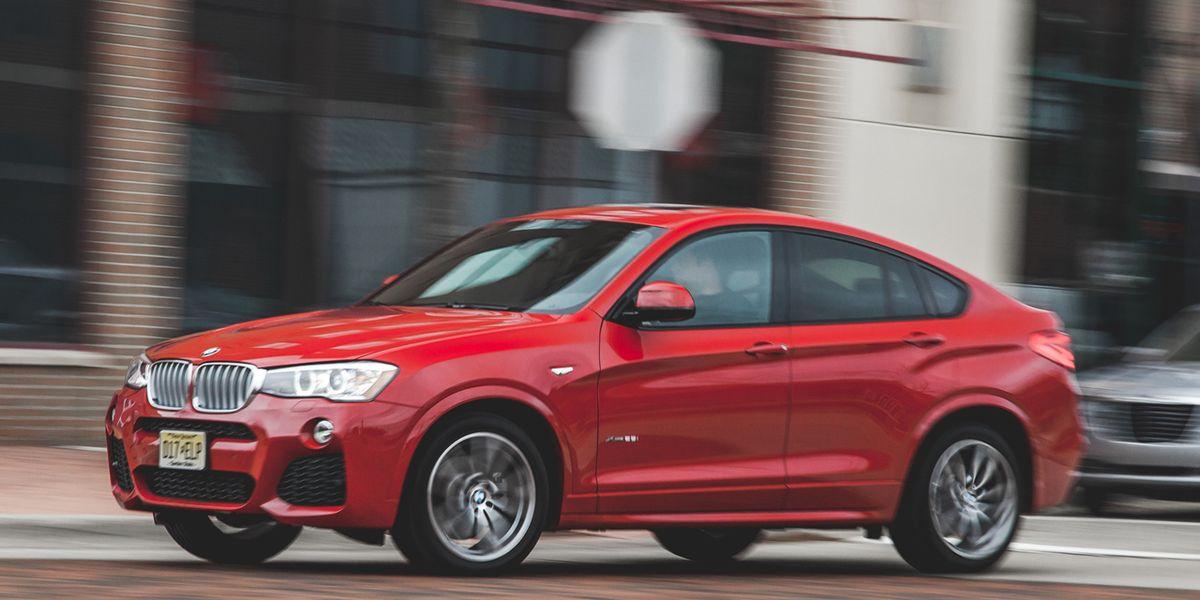 Лучший компромисс: тестирование BMW X4 xDrive28i