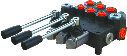 Знакомимся с гидравлическими распределителями с электромагнитным управлением