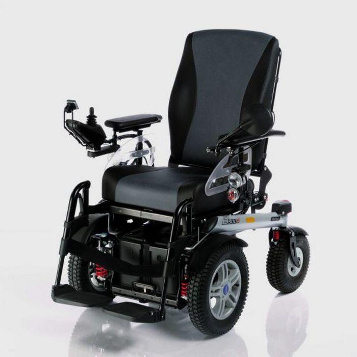 инвалидной коляски с электроприводом
