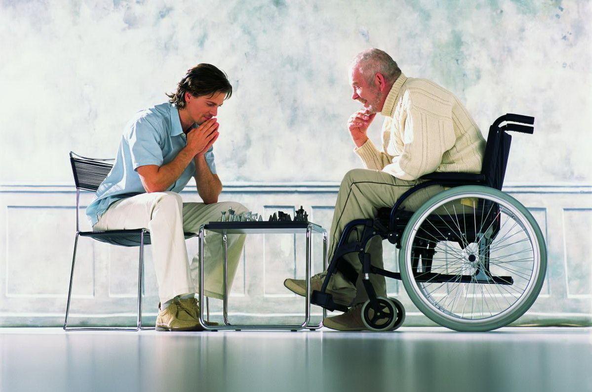 Инвалидные коляски: виды, подбор.