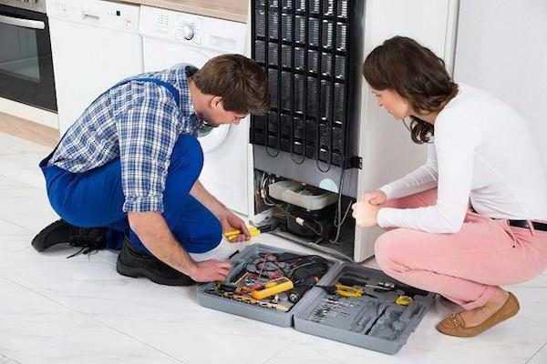 Как отремотировать двухкамерный холодильник Indesit если он не морозит?