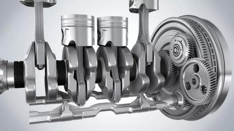 Коленчатый вал – один из самых важных частей двигателя внутреннего сгорания