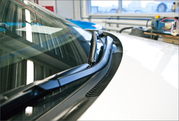 Что нужно учитывать при покупке гибридных щеток стеклоочистителя?