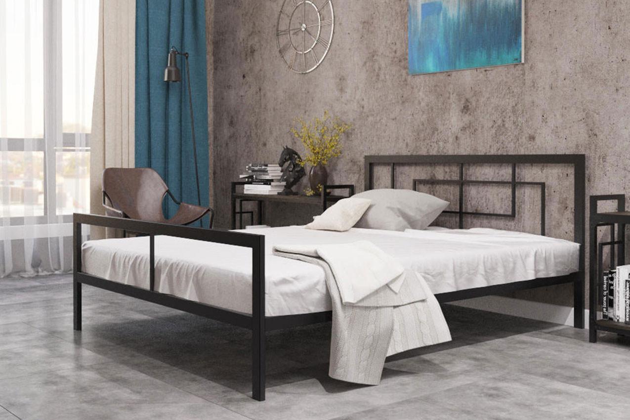 Кровати из металла от Ок Матрас – универсальная, неподвластная времени мебель