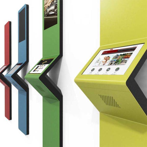 Современное обеспечение публичного доступа к информации различного рода при помощи инновационной технологий – информационный терминал (сенсорный киоск)