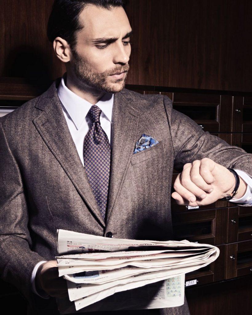 Где заказать индивидуальный пошив мужских костюмов и мужской обуви?
